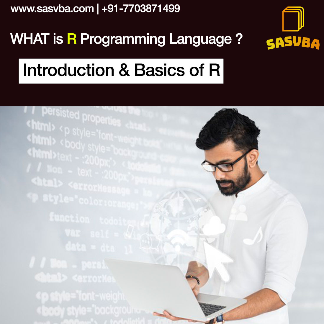 What is the R Programming Language? Introduction & Basics of R-background.jpeg